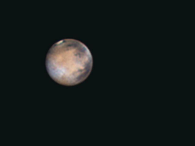 Mars Bart Delsaert Astrophotography